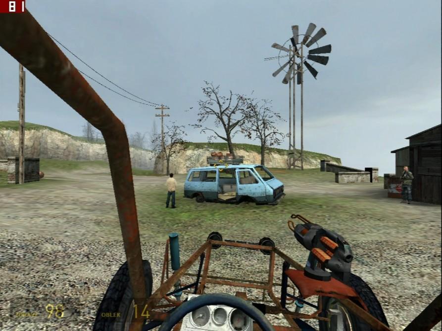 Half Life 2 - nVidia GeForce2 Ultra 64MB DDR - Creative Annihilator2 Ultra GB0040