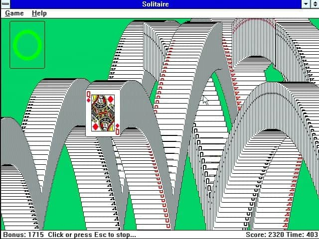 DELL 320SX - Testy Windows