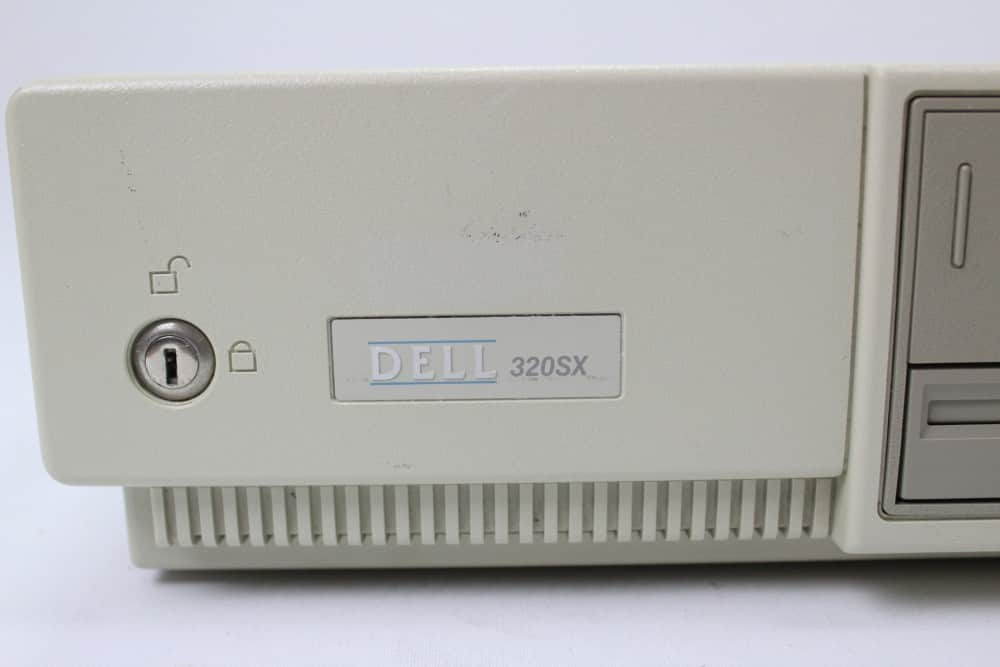 DELL 320SX - Výrobce a model