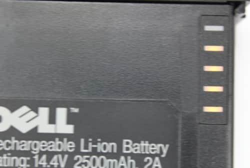 Baterie a kapacita