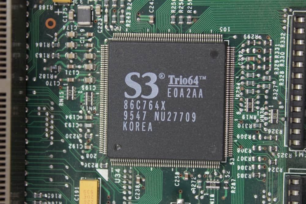 DELL OptiPlex GL 575 - VGA čip