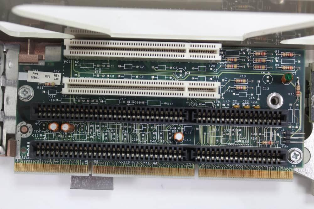 DELL OptiPlex GL 575 - Rozšiřující PCI a ISA sloty