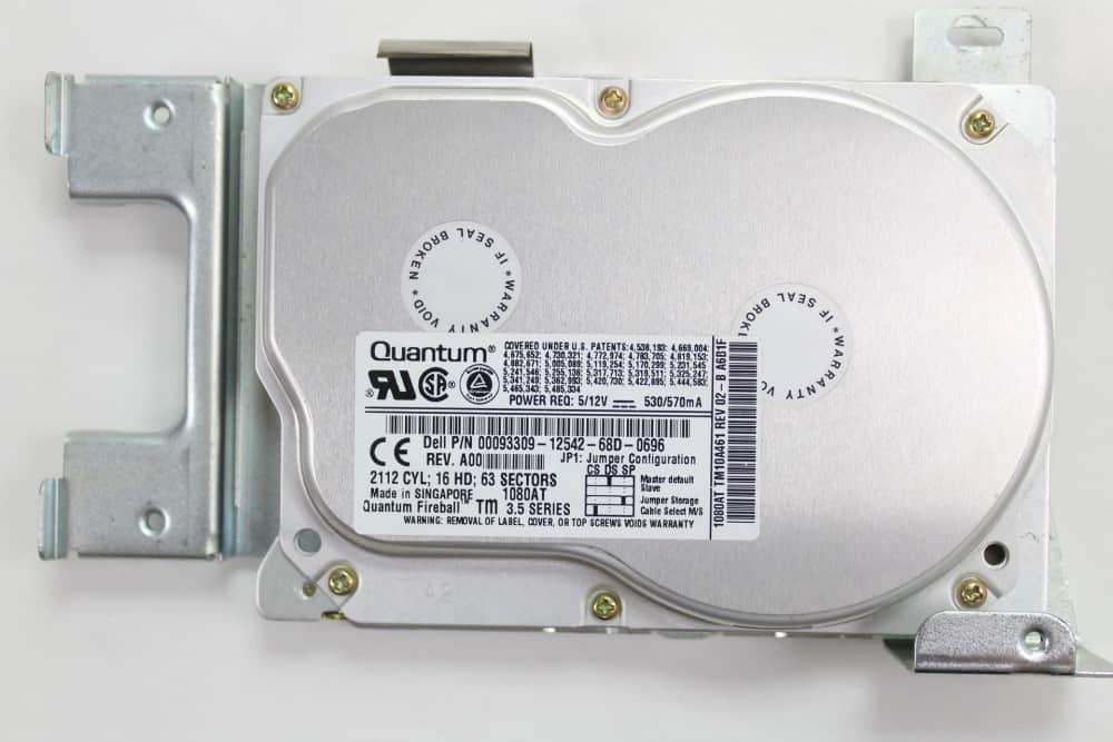DELL OptiPlex GL 575 - HDD s úchytným rámem