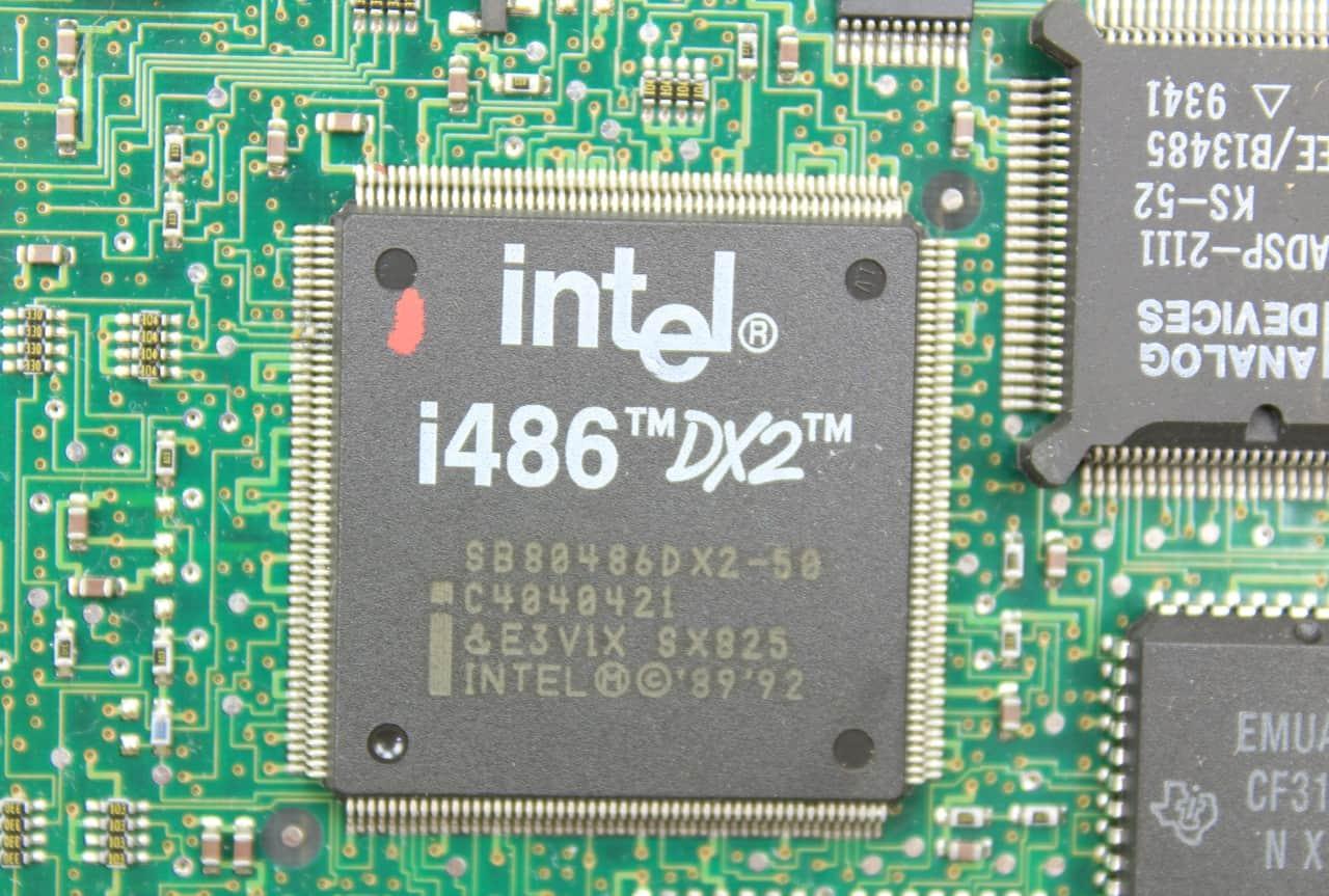 Procesor i486DX2 50MHz