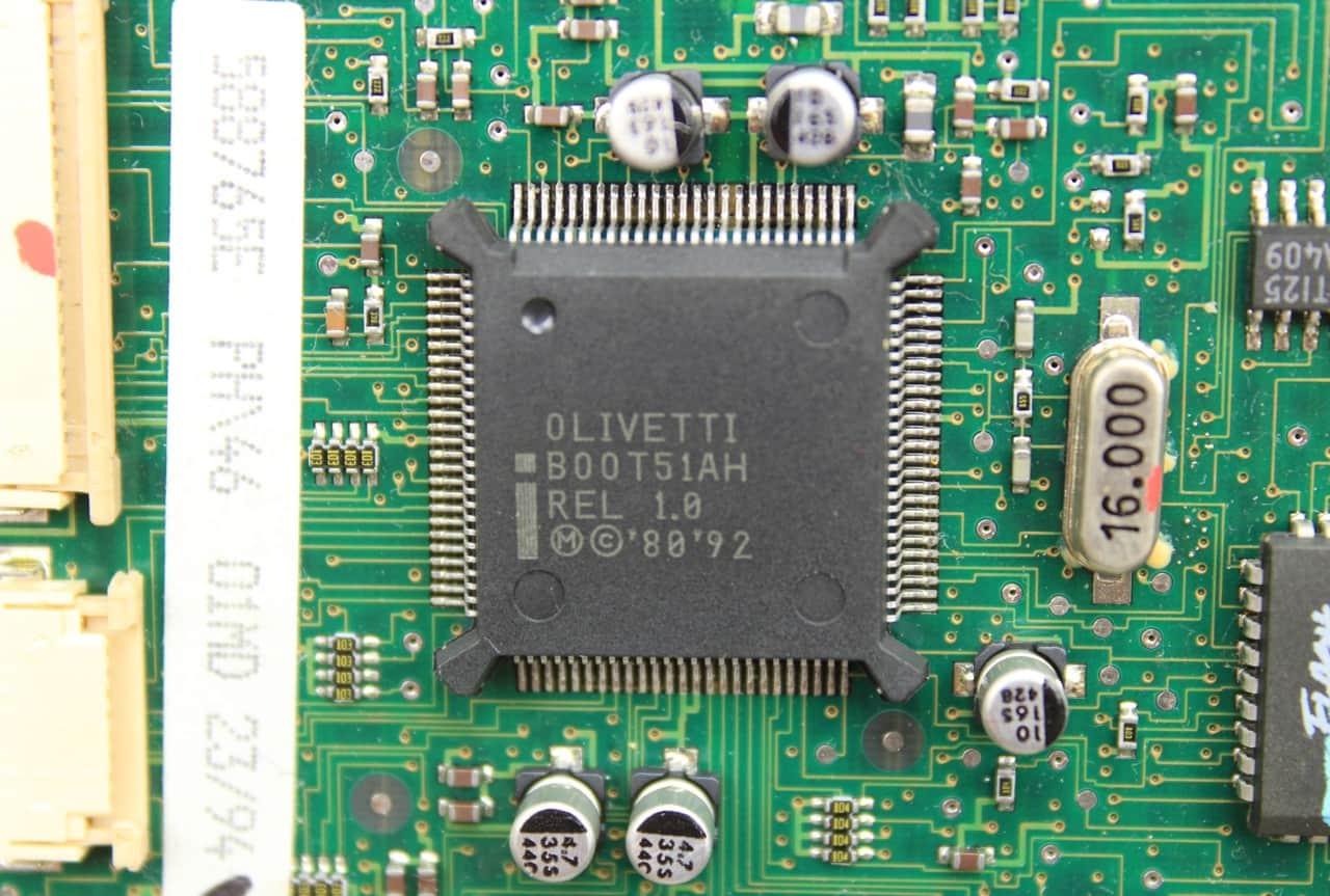 Čip Olivetti