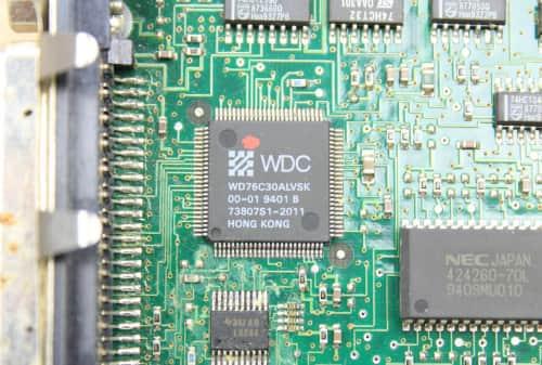 I/O čip Western Digital