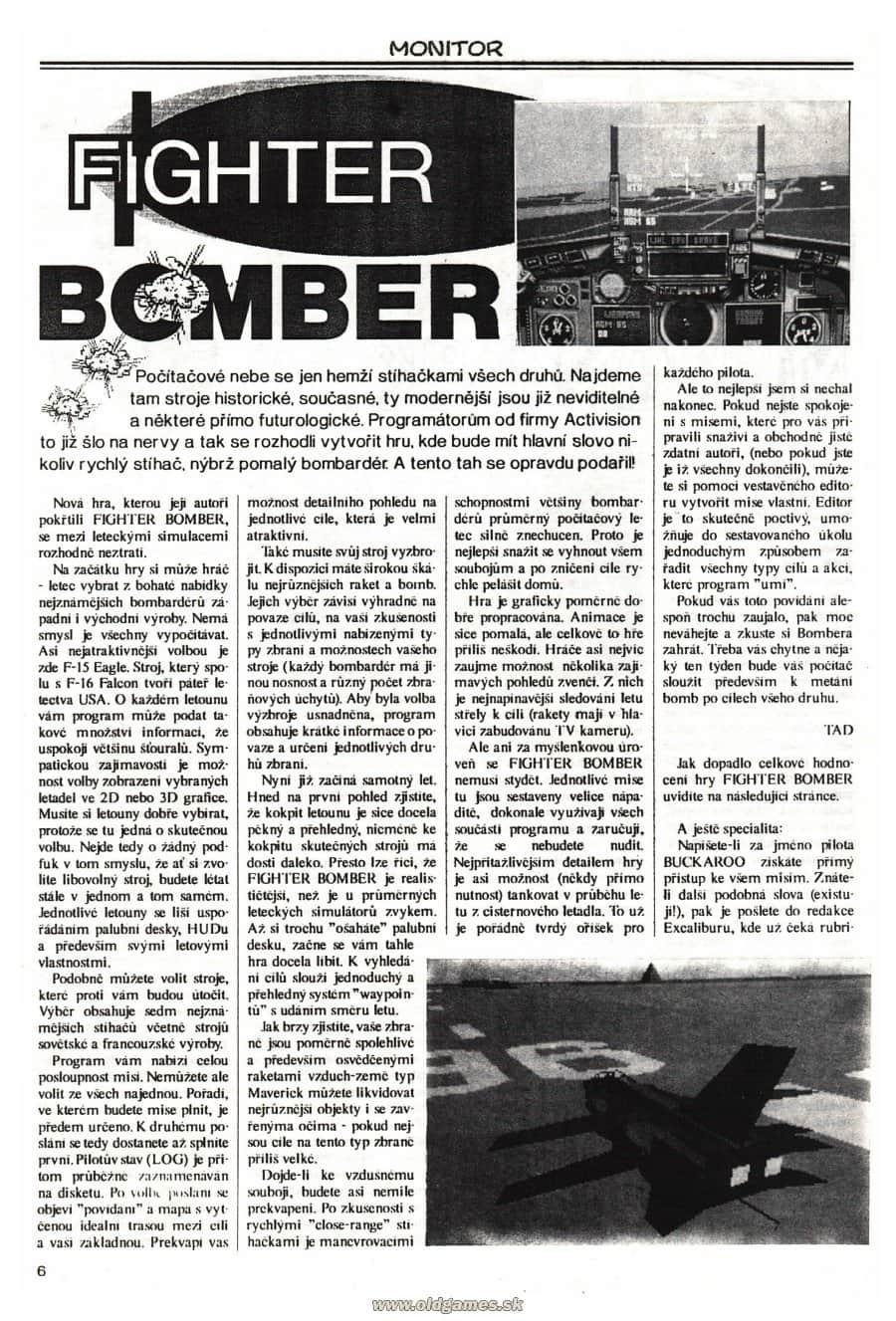 Fighter Bomber 1