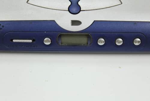 Ovládání CD přehrávače