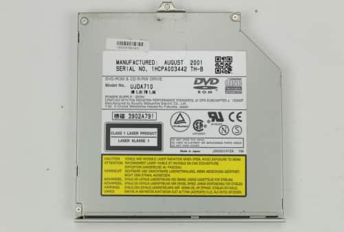 Combo CD-ROM / DVD