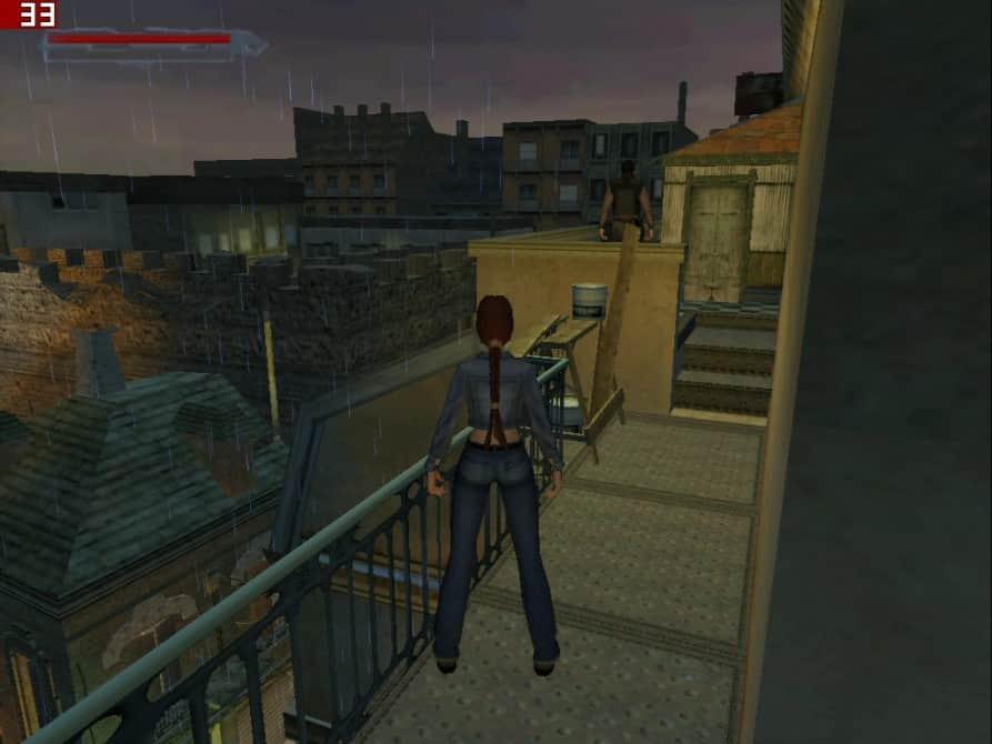 Tomb Raider – The Angel of Darkness - nVidia GeForce2 MX400 32MB SDRAM - Hercules 3D Prophet II MX