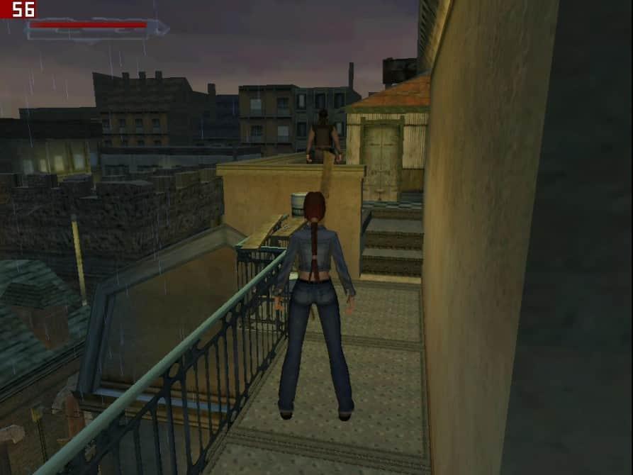 Tomb Raider – The Angel of Darkness - nVidia GeForce2 TI 64MB DDR - Hercules 3D Prophet II TI