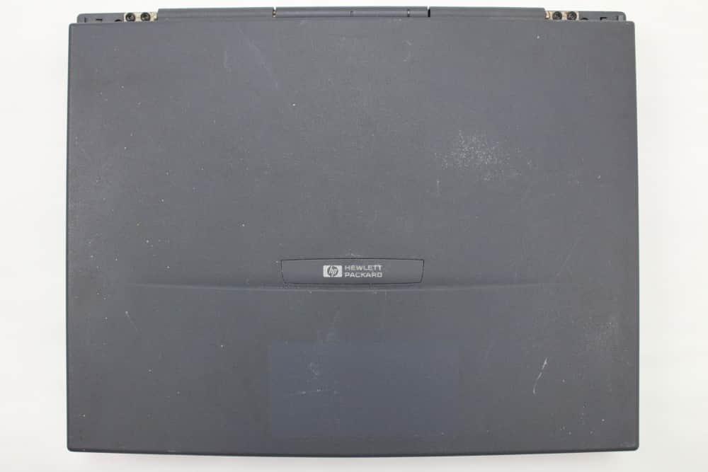 Hewlett Packard OmniBook 2100 - Z vrchu