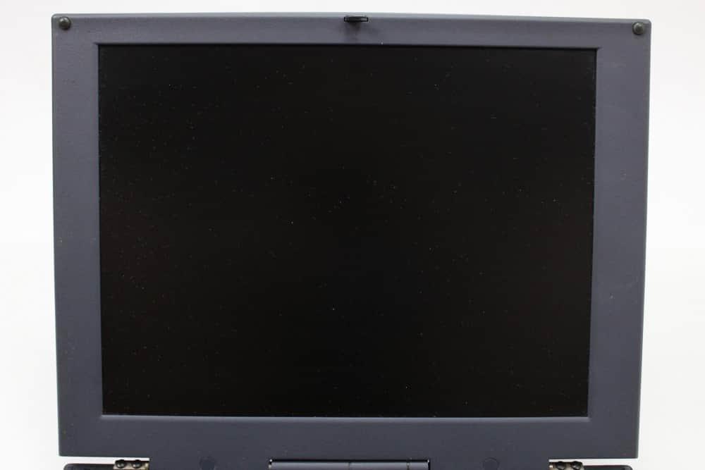 Hewlett Packard OmniBook 2100 - LCD