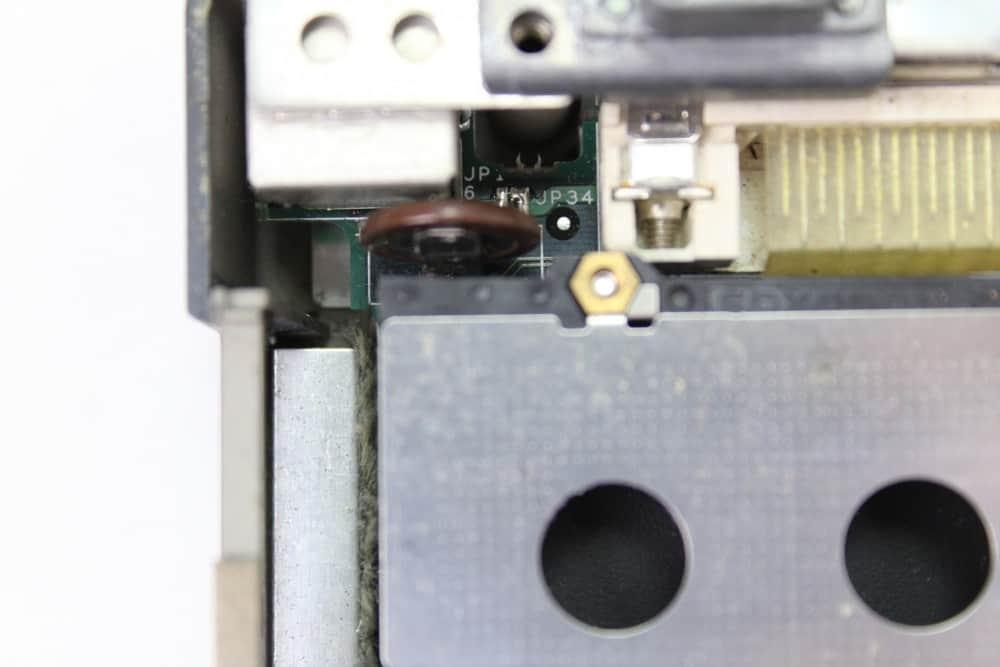 Hewlett Packard OmniBook 2100 - Baterie BIOSu