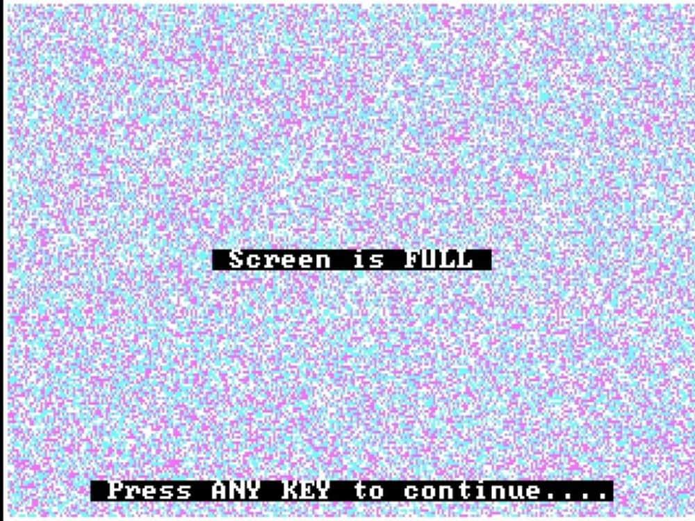Highscreen Kompakt Serie III 286 16MHz - BIOS
