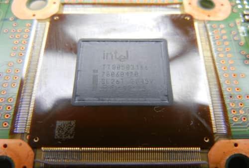 CPU Mobile Intel Pentium MMX na 166MHz