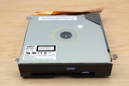 CD-ROM + FDD