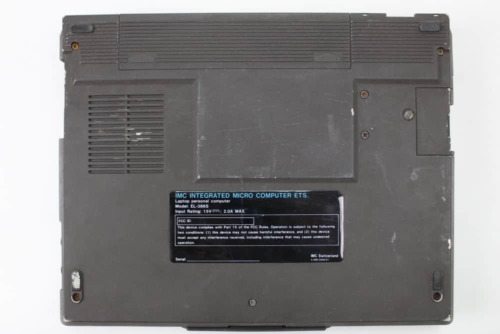 IMC-Excalibur-EL-386S - Zespodu