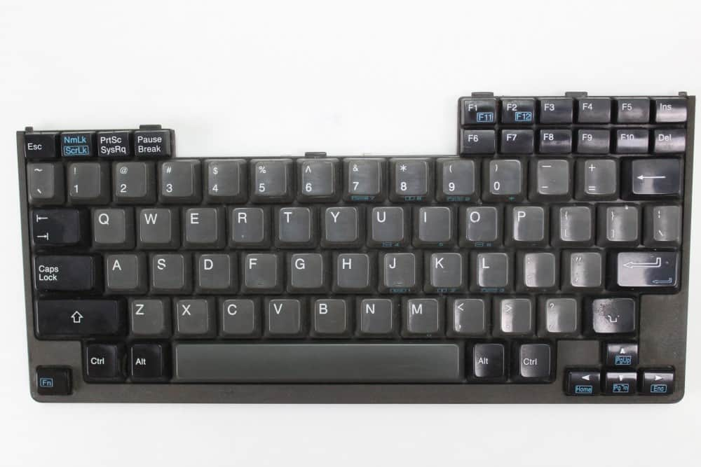 IMC Excalibur EL-386S - Samotná klávesnice