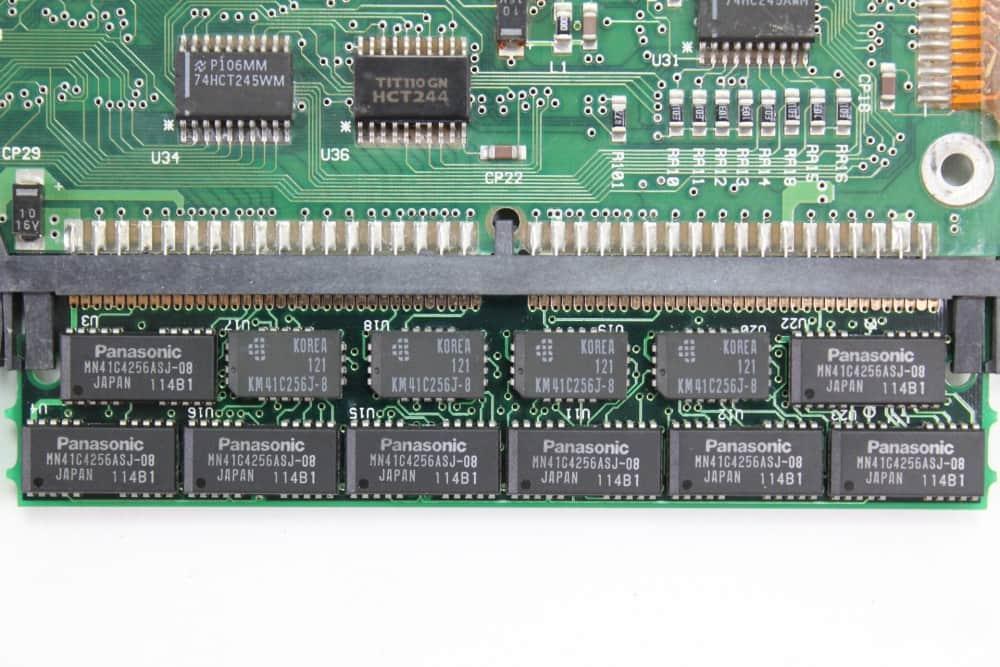 IMC-Excalibur-EL-386S - Paměť RAM zespodu