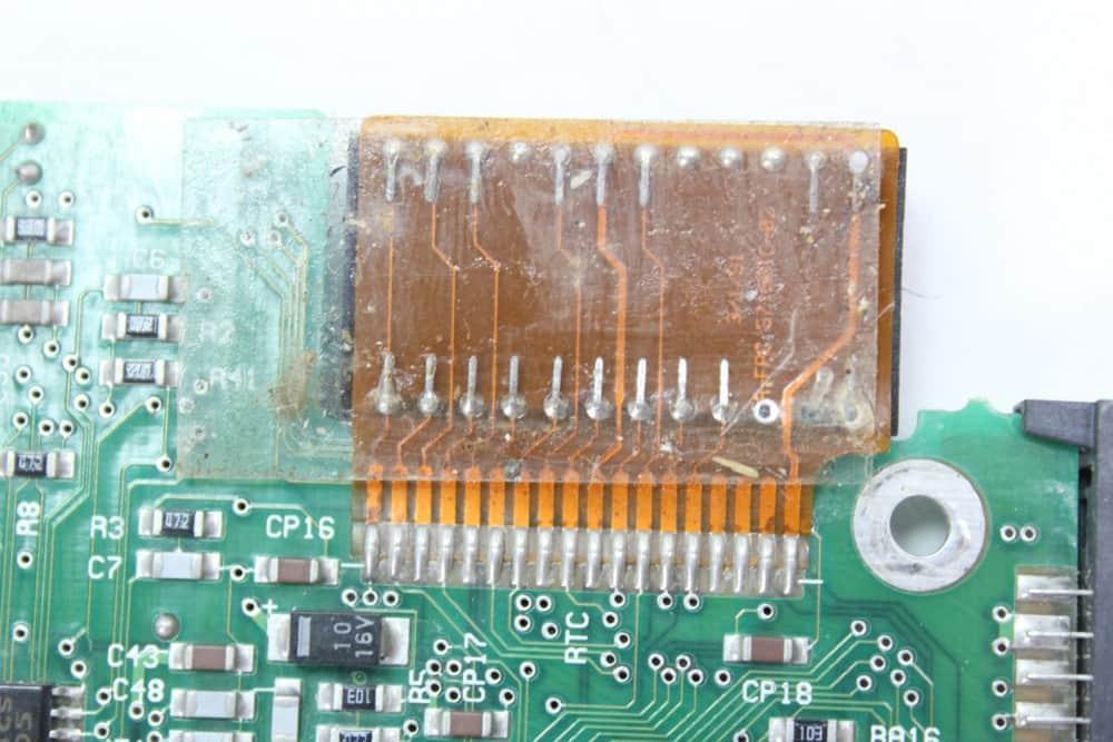 IMC Excalibur EL-386S - Baterie BIOSu (DALLAS)