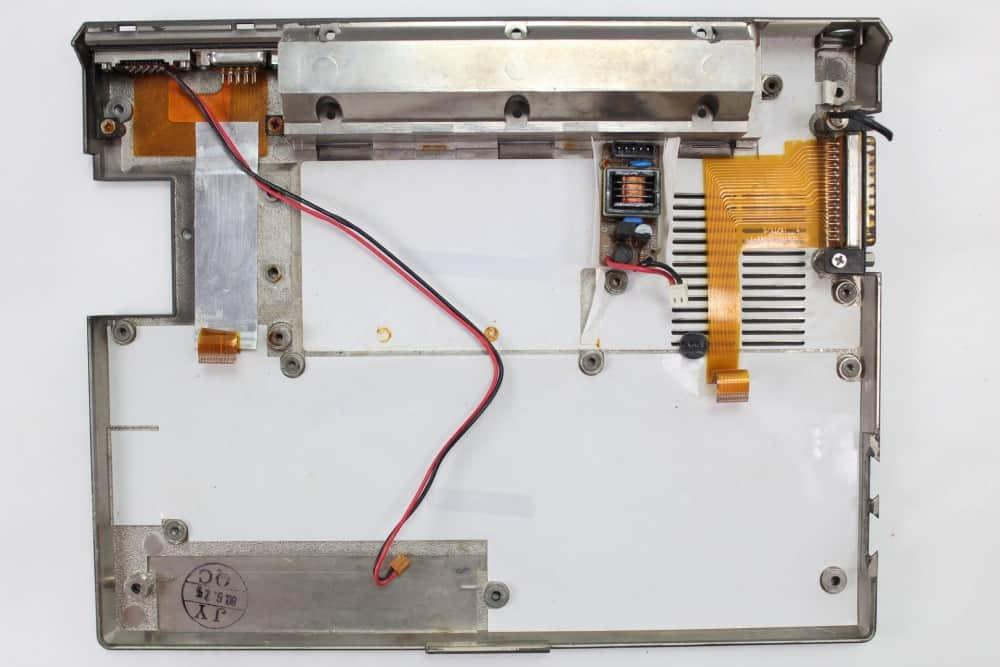 IMC Excalibur EL-386S - Spodní vana