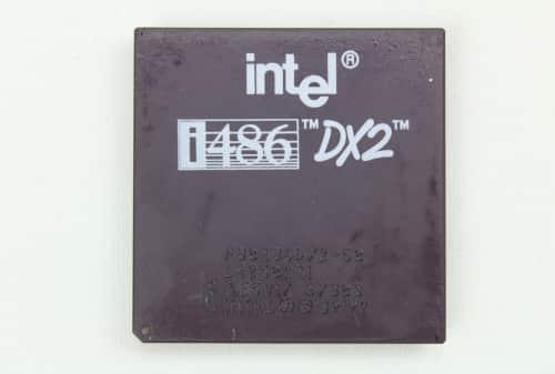 Procesor Intel 486DX2 na 50MHz