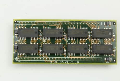 Nestandardní paměť RAM o velikosti 4MB