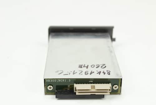 Šuplík s HDD a nestandardní konektor