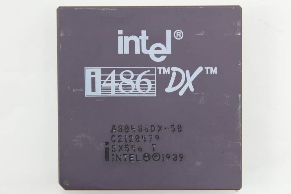 Intel 486DX 50MHz