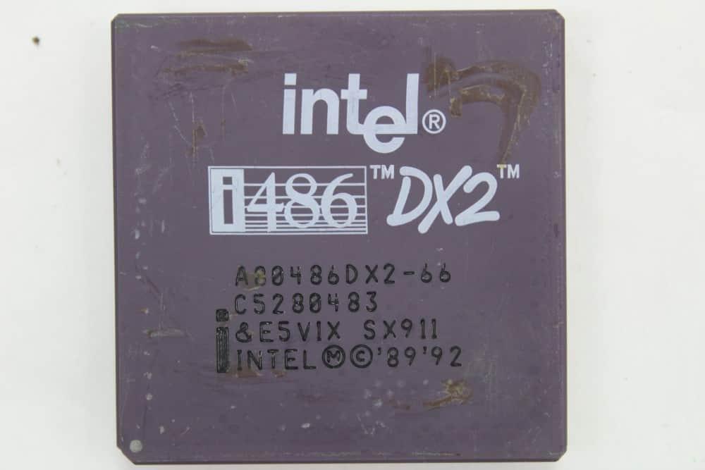 Intel 486DX2 66MHz