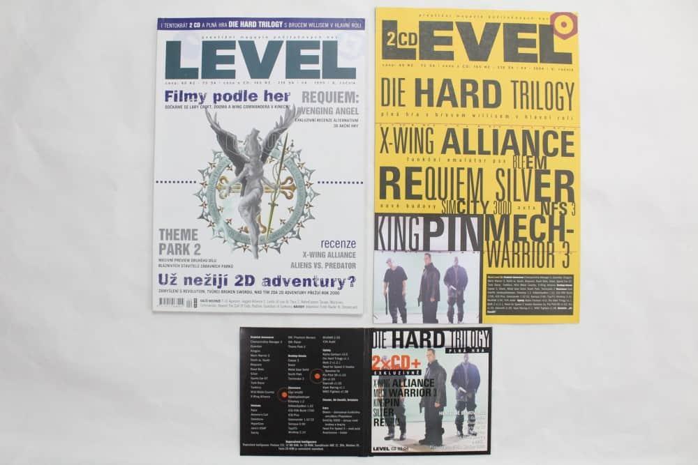 Level 04 - 1999 - složky k CD