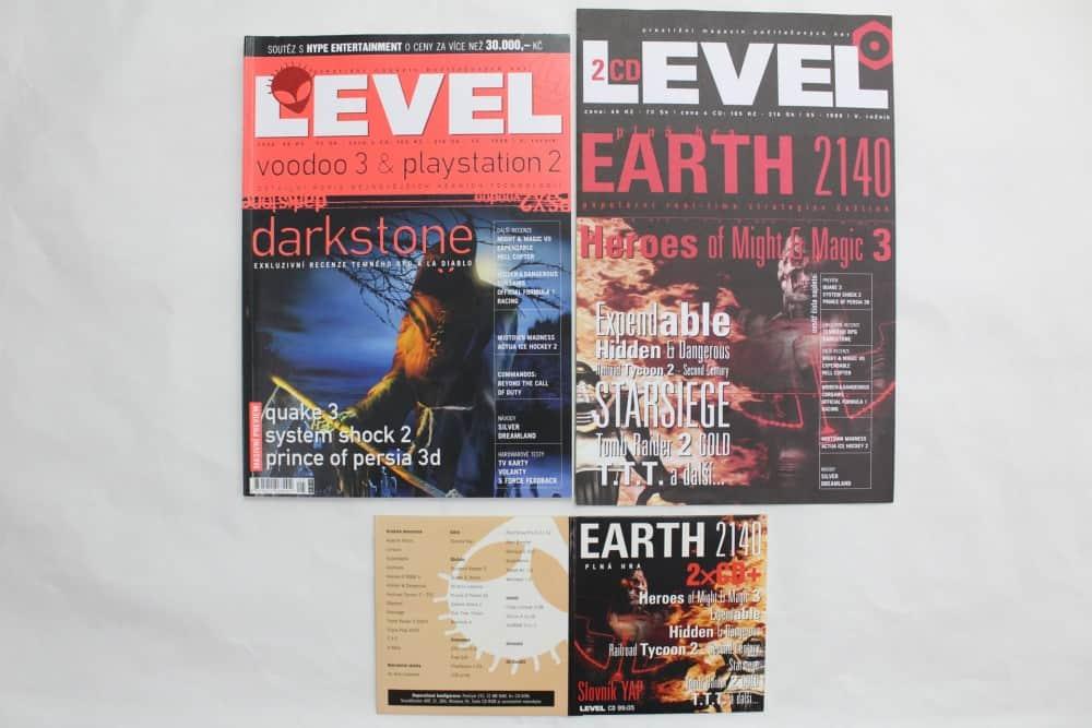 Level 05 - 1999 - složky k CD