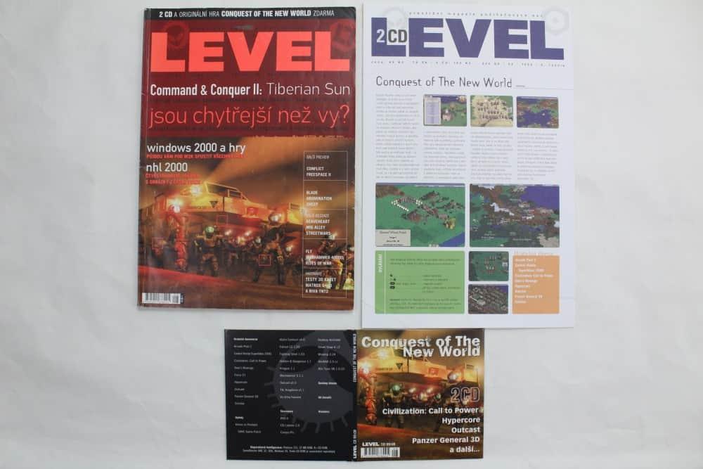 Level 08 - 1999 - složky k CD