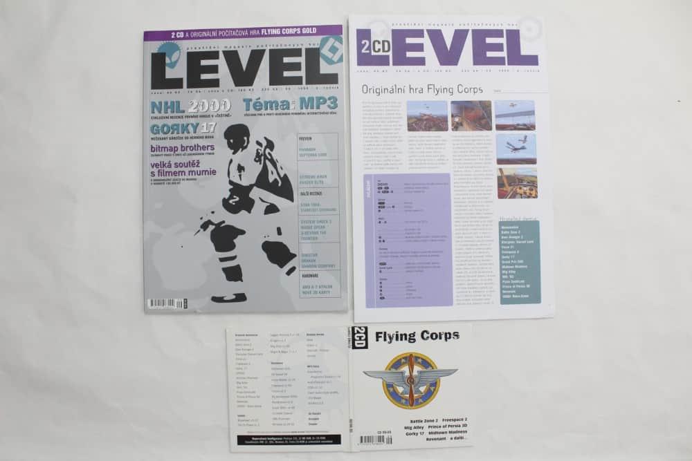 Level 09 - 1999 - složky k CD