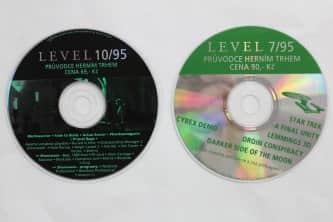 Zatím všechny CD co mam z roku 1995