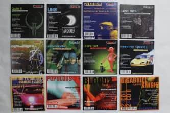 Všechny CD z roku 1998