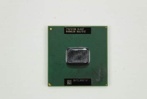 Mobilní procesor Pentium 3 866MHz