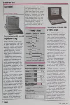 CHIP číslo 5-1991 - Strana 3