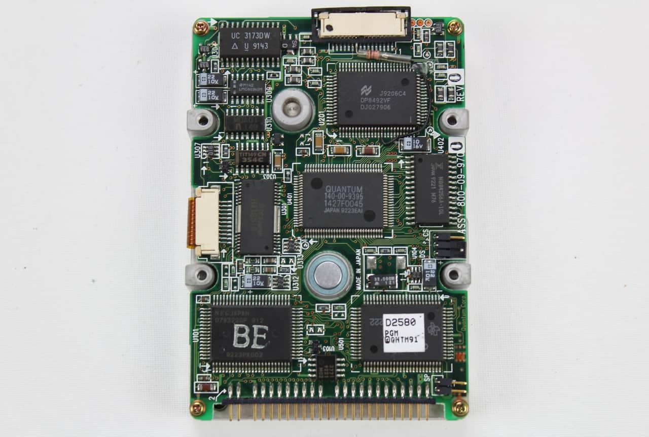 Pevný disk 120MB