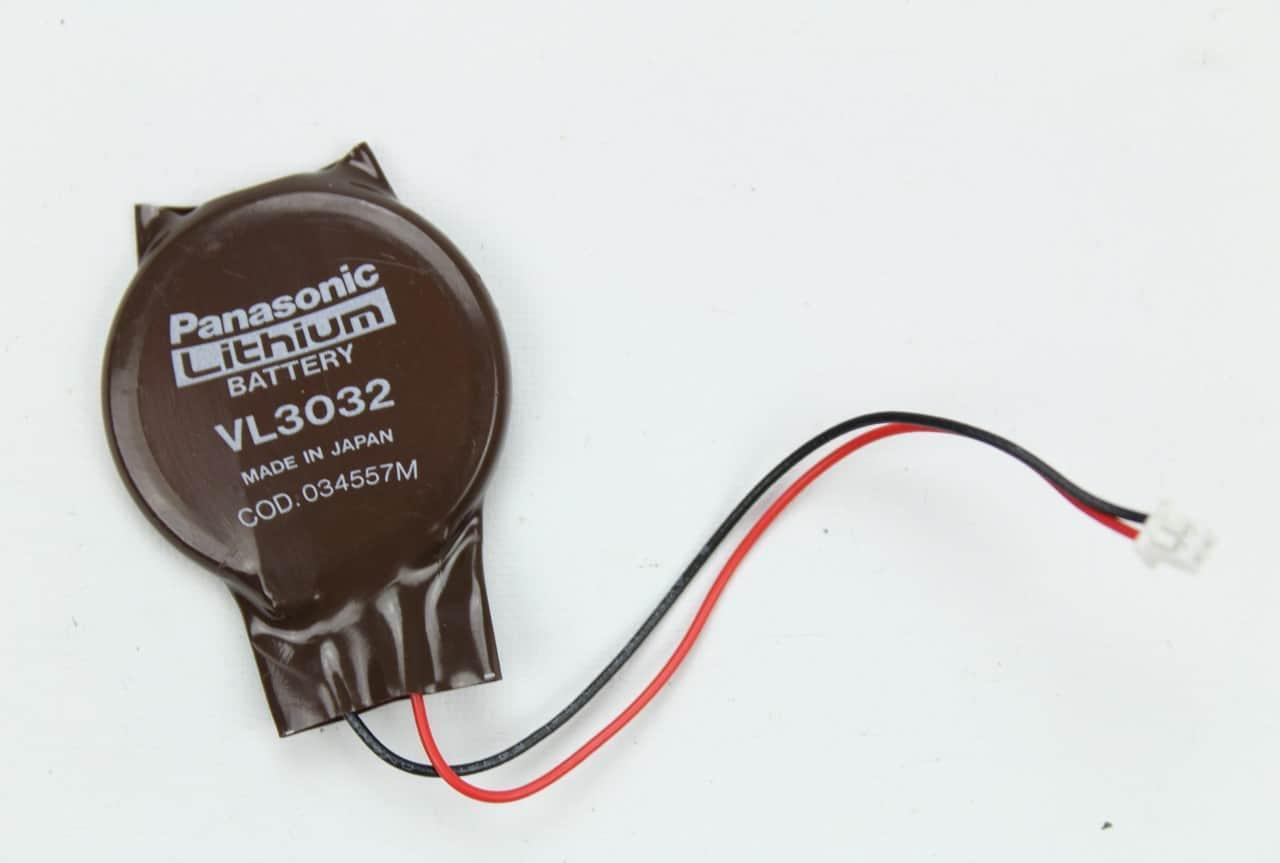 BIOS baterie