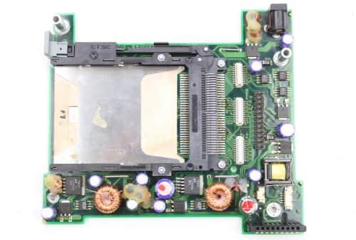deska s PCMCIA