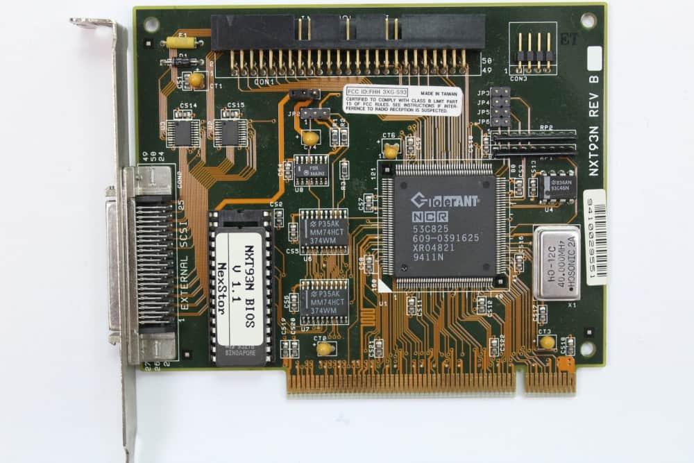 Optimus-SA - SCSI řadič