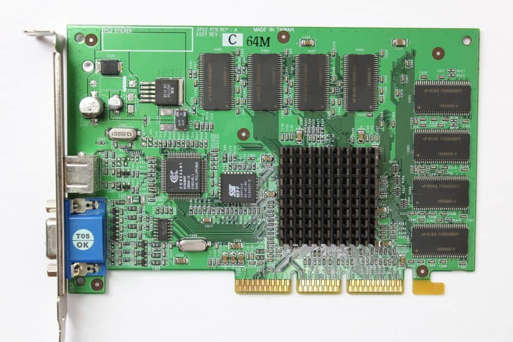 nVidia GeForce2 MX400 64MB SDRAM - Noname 2852