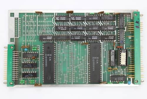 SCS 80 VTS-35 A  je deska řadiče 8 palcových mechanik Consul 7113