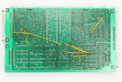 SCS 80 VTS-35 A  je deska řadiče 8 palcových mechanik Consul 7113 zezadu