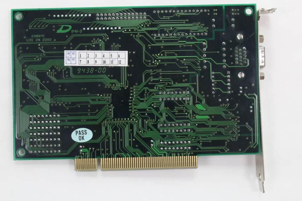 S3 Vision864 DXP-3864P