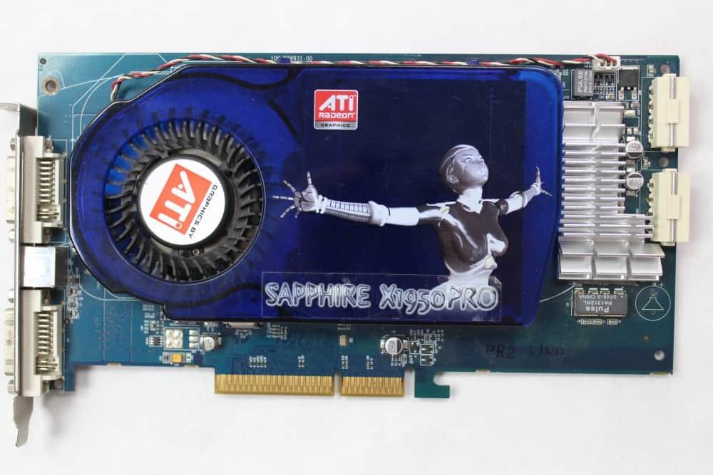Sapphire X1950PRO