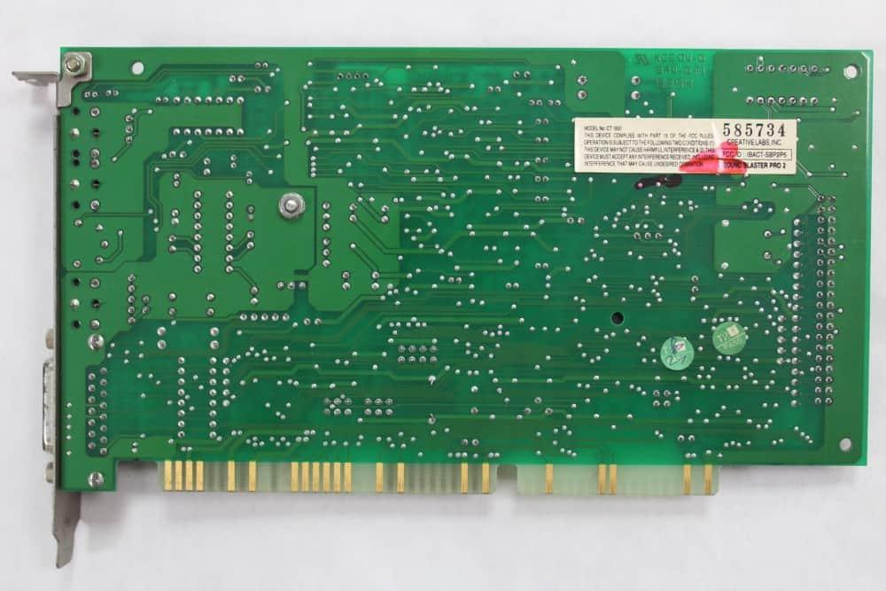 Sound Blaster Pro 2