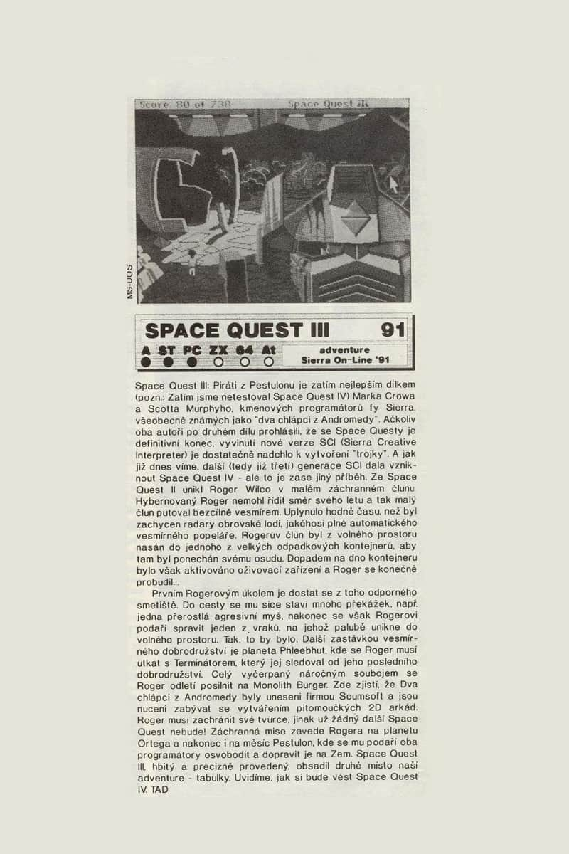 Space Quest 3